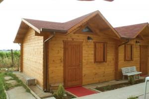 Abitazione prefabbricata in legno