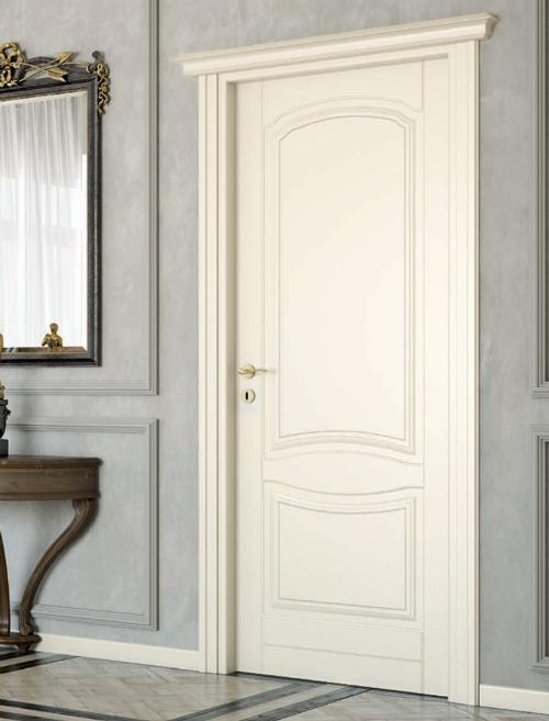 Porte laccate classiche e moderne scopri colori prezzi e - Porte interne color panna ...