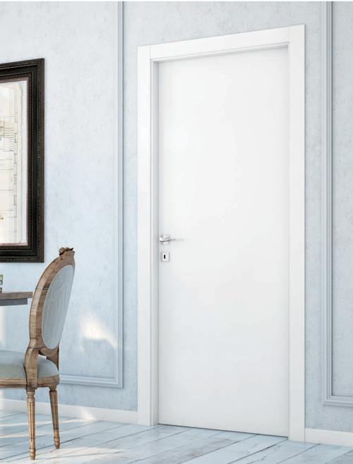In 400c laccato bianco gruppo orvi serramenti for Orvi porte roma