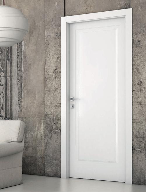 Porte laccate moderne archivi gruppo orvi serramenti - Porte laccate avorio ...