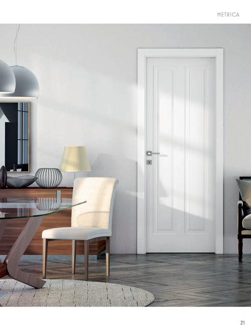 Porte laccate classiche archivi gruppo orvi serramenti for Orvi porte roma