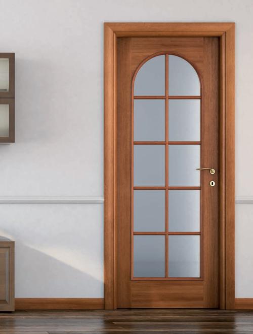 Porte in legno classiche per interni | Porte in stile classico e ...