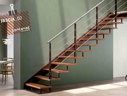 Fontanot treppen archiproducts