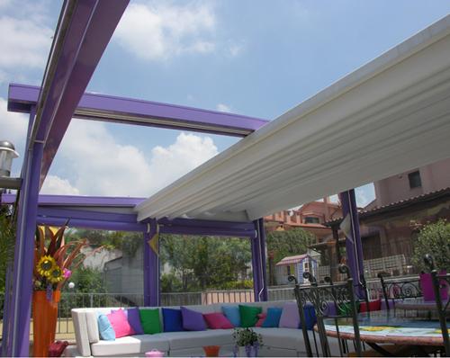 Vivere il balcone e il terrazzo tende da esterno for Orvi infissi