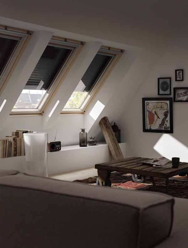 Finestre da tetto velux tunnel solari finestre per for Outlet velux