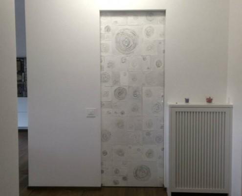 Porte Filo Muro | Scrigno, collezione Essential | Vendita Roma