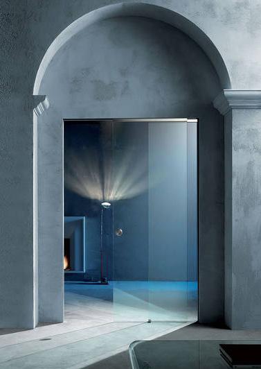 Porte e sportelli invisibili filo muro porte scorrevoli senza mostra scrigno collezione - Telaio porta scrigno prezzo ...
