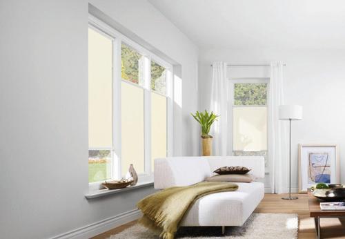 Tende da interno di arredamento tende tecniche tenda a rullo da vetro nano - Tende a rullo per interni design ...