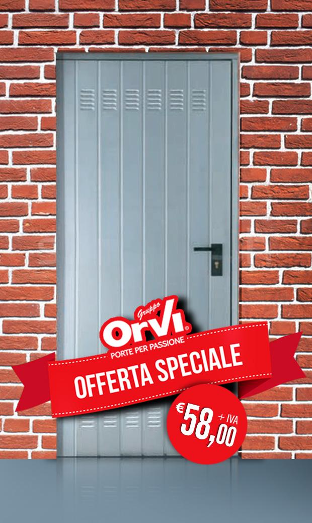 Offerta Porta Metallica Zincata Euro 58 00 Gruppo Orvi