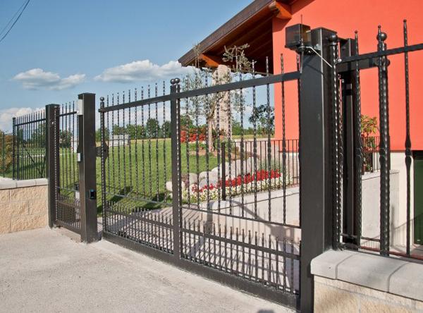 Cancelli e recinzioni orvi monoblocco for Orvi infissi