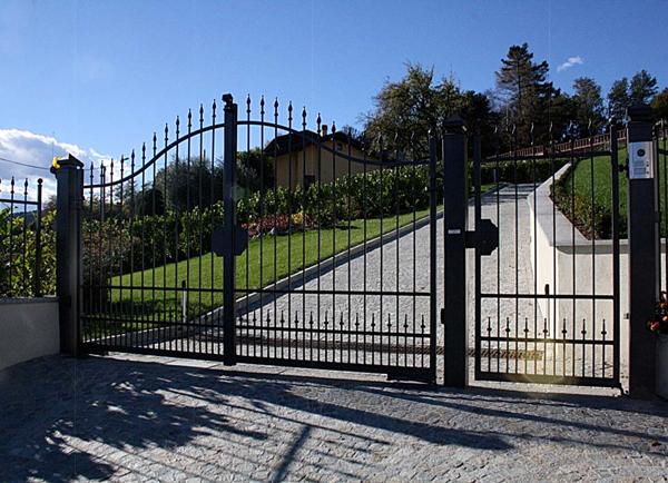Orvi: Cancelli e recinzioni monoblocco