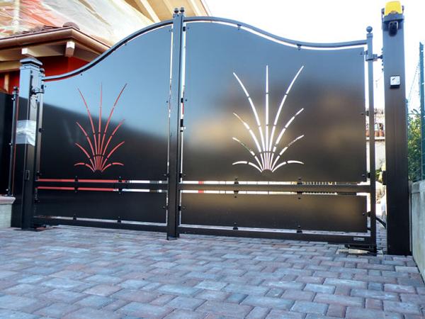 Orvi: Cancelli e recinzioni su misura