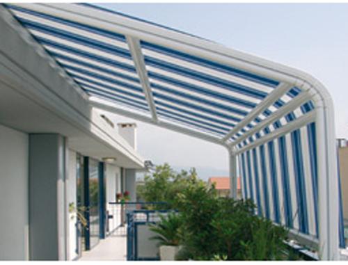 Vivere il balcone e il terrazzo | Tende da esterno | Tende da Sole a ...