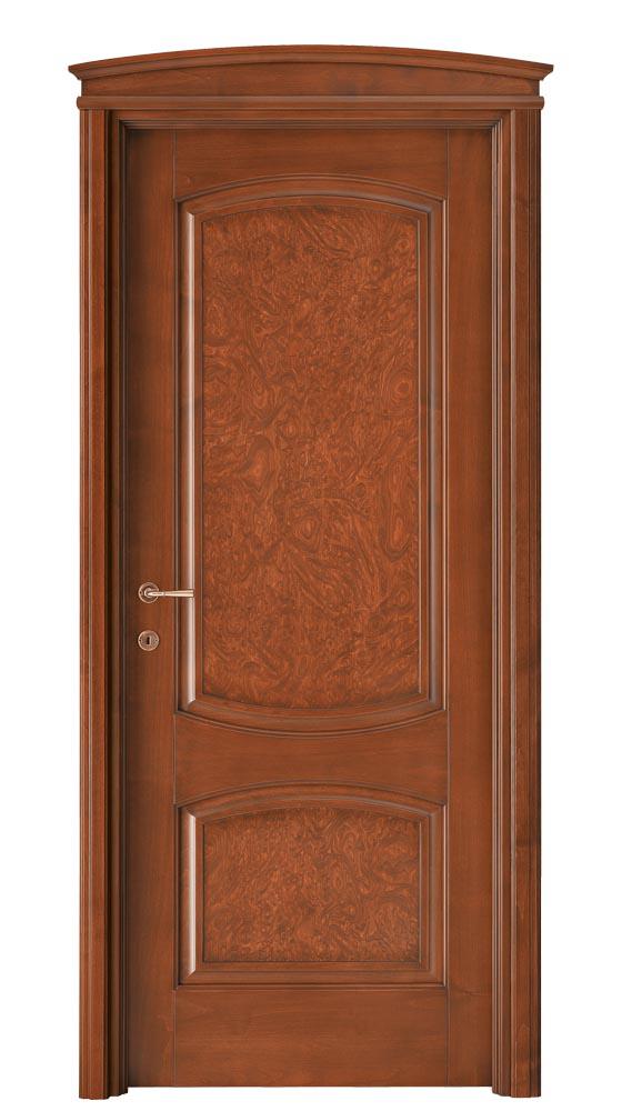 Porta da interno massello di alder collezione le radiche - Porte da interno ...
