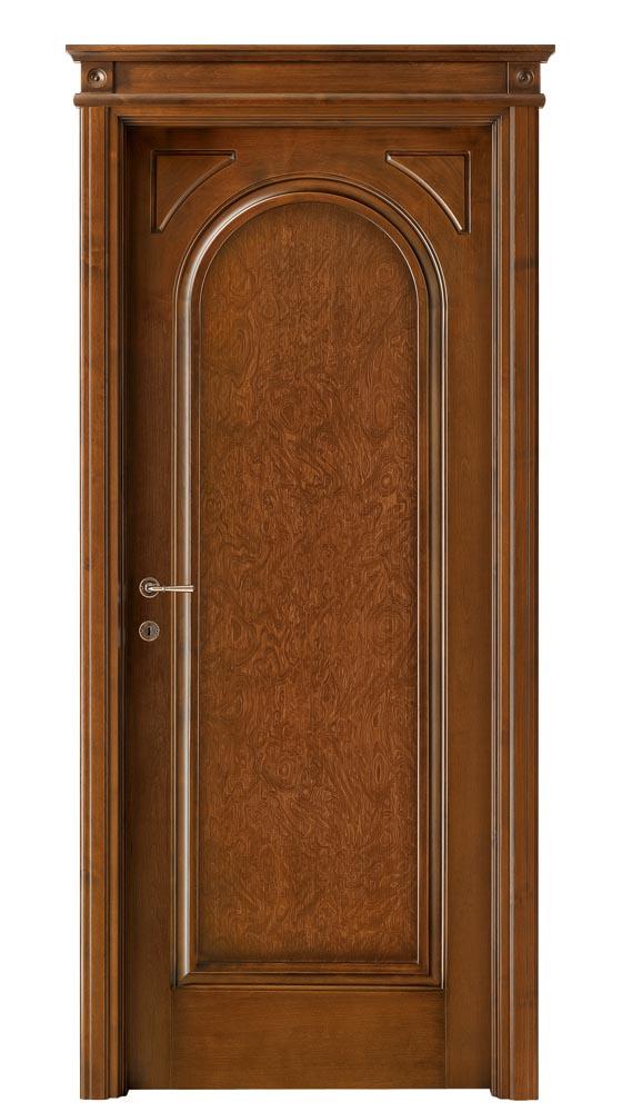 Porte in massello classiche archivi gruppo orvi serramenti - Porte noce chiaro ...
