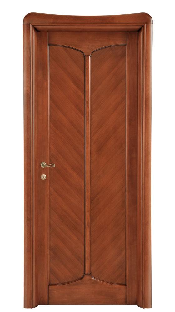 Porte da interno stile liberty in legno massello - Porte da interno ...