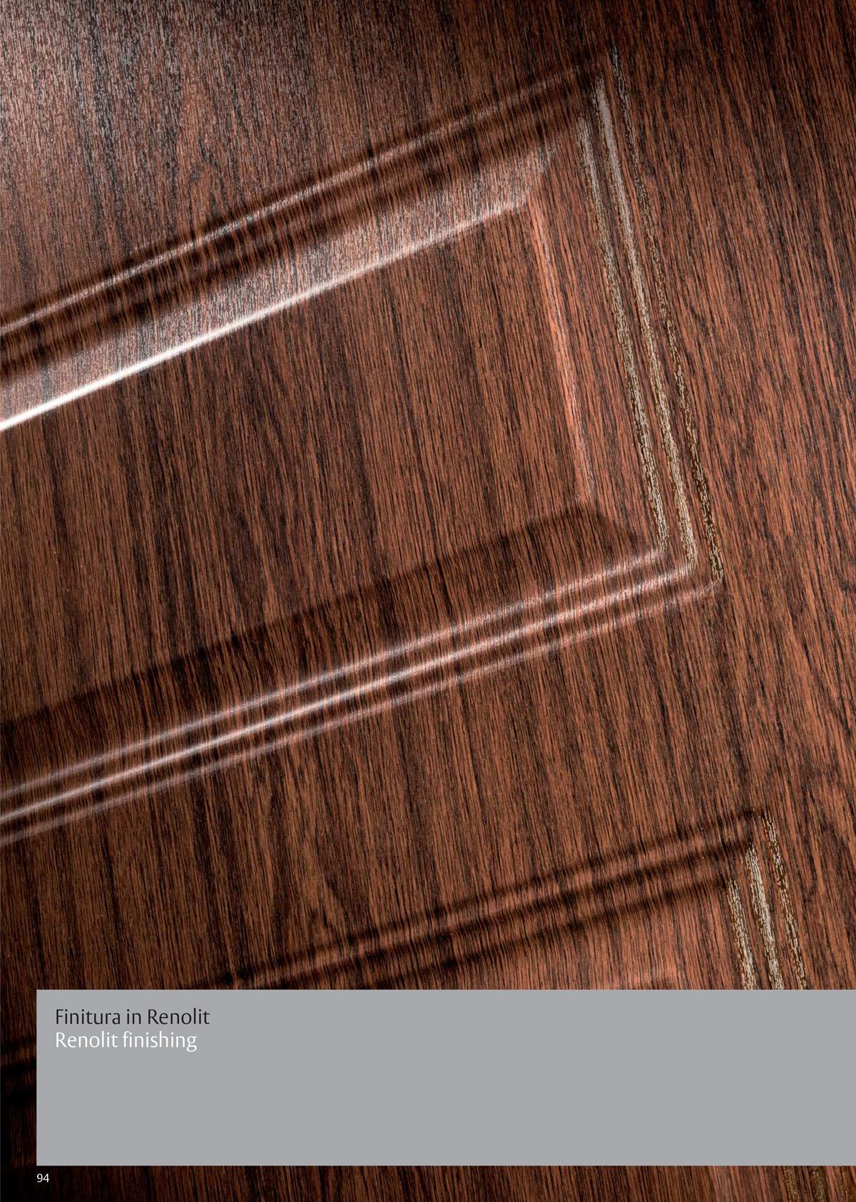 Pannelli Pantografati Gardesa, portoni blindati alluminio