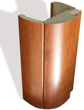 Porta liscia simply laminato wenge chiaro gruppo for Orvi porte roma