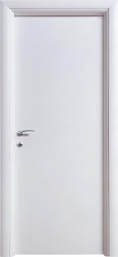 Porta liscia simply laminato wenge chiaro gruppo - Porta bianca laminato ...