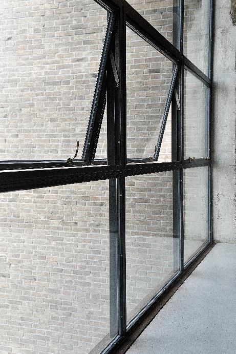 Serra solare in acciaio e vetro   gruppo orvi serramenti