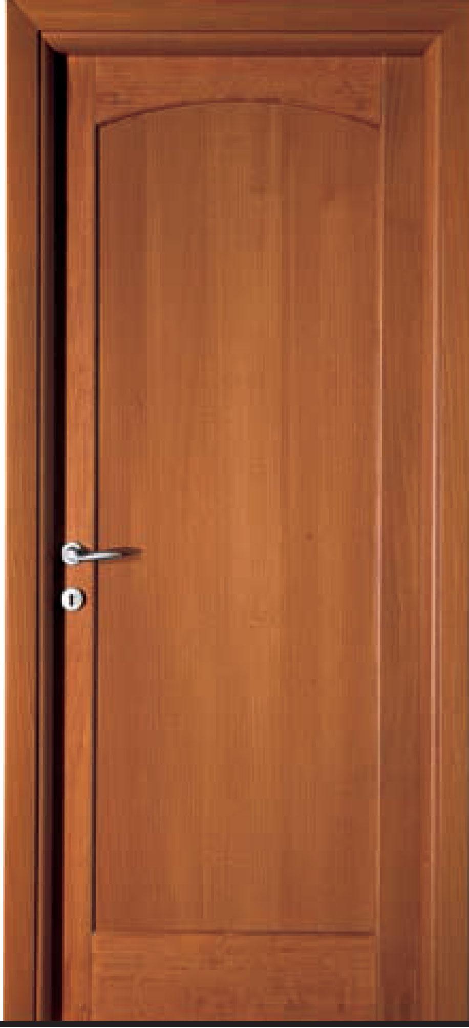 Porta in massello di toulipier orvi serramenti roma - Prezzo porte da interno ...