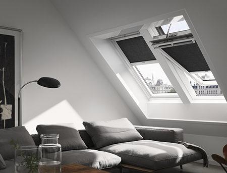 Finestre velux da tetto velux lucernari misure gruppo for Velux misure