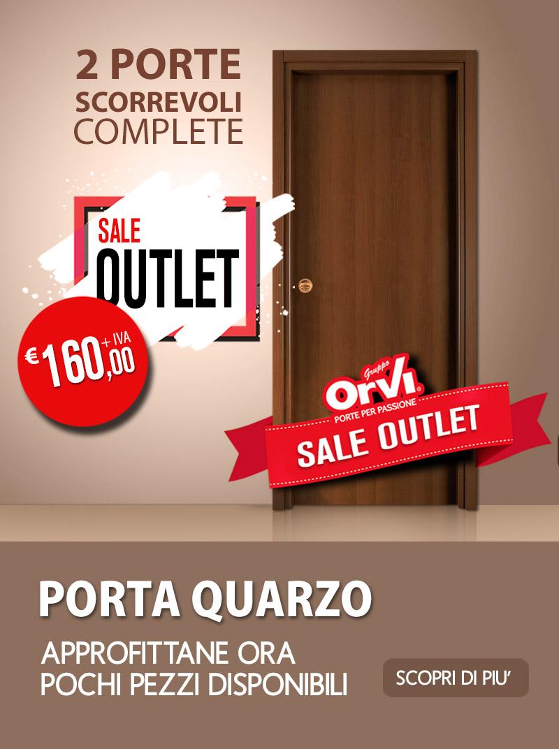Offerta porta Quarzo