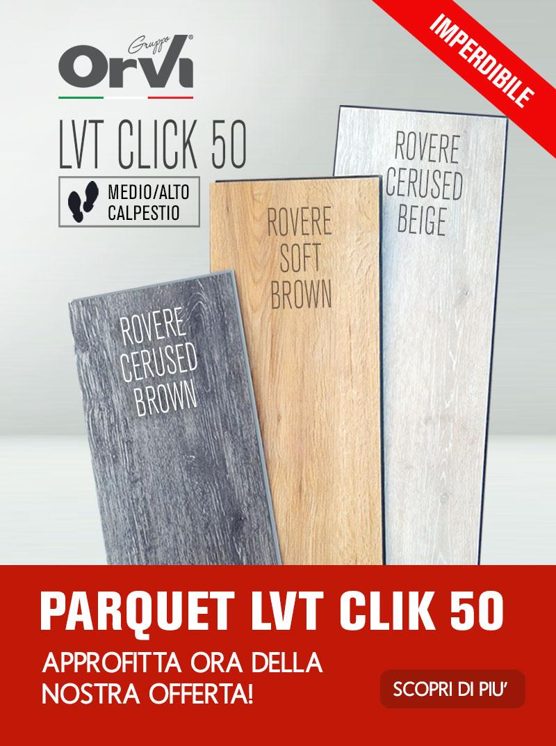 BANNER-PARQUET LVT CLICK