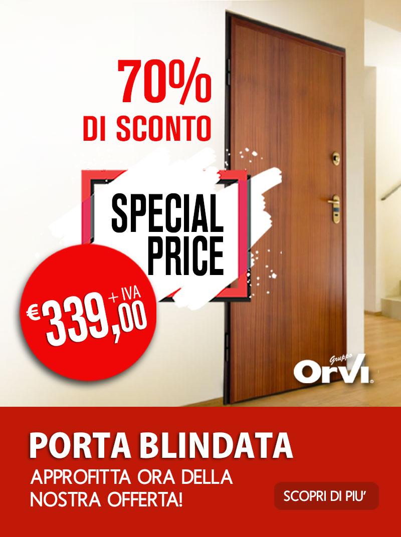 Gruppo Orvi Serramenti - Porte per Passione