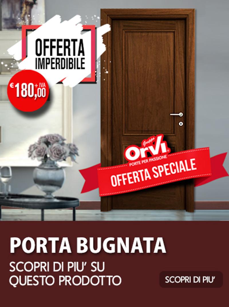 Banner offerta porta udine