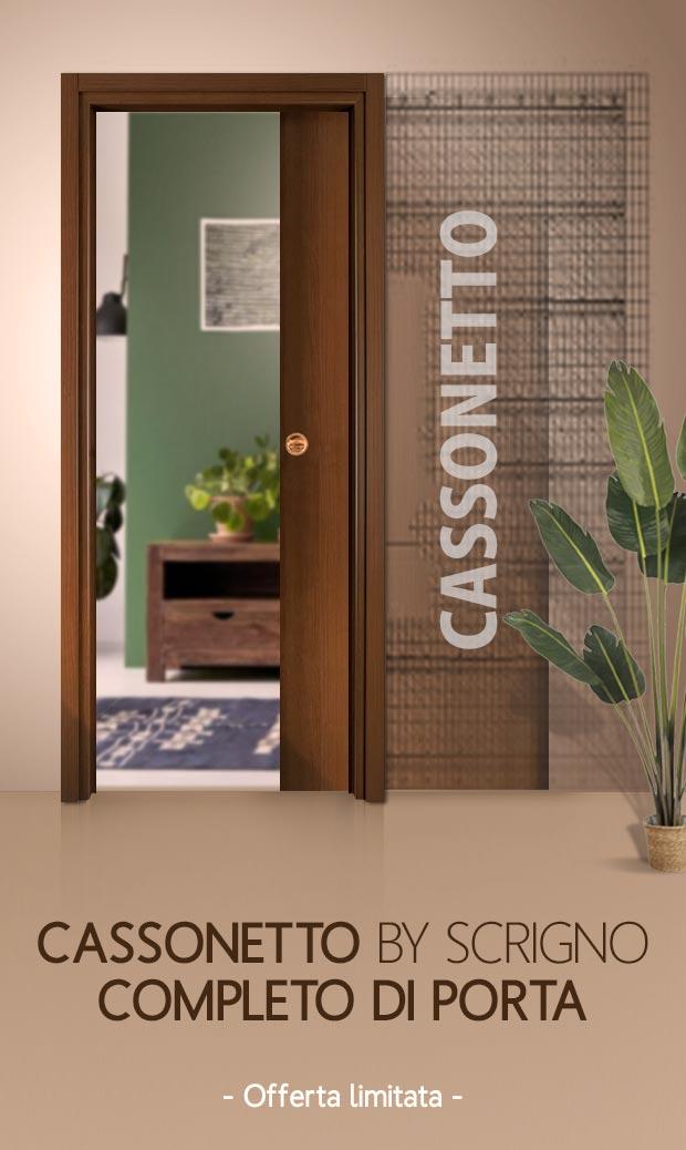 cassonetto by scrigno piu porta