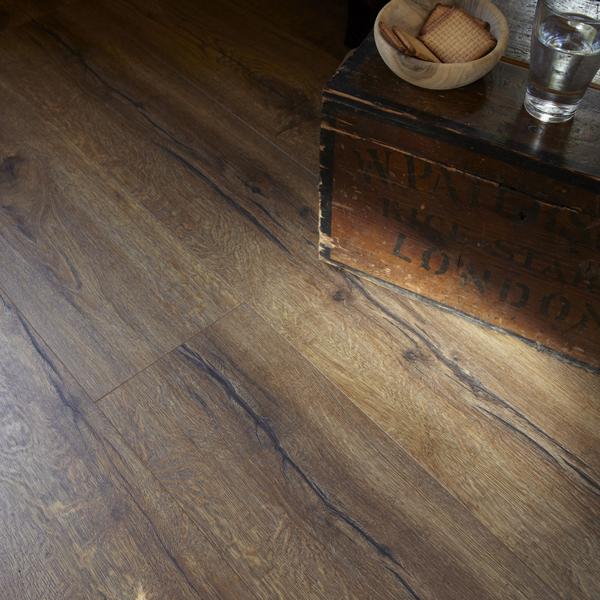 Le Parquet, modello Long Boards: pavimento laminato