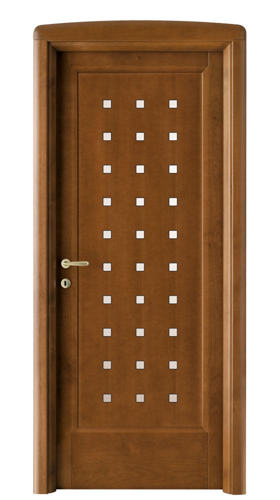 Porte in Massello Moderne