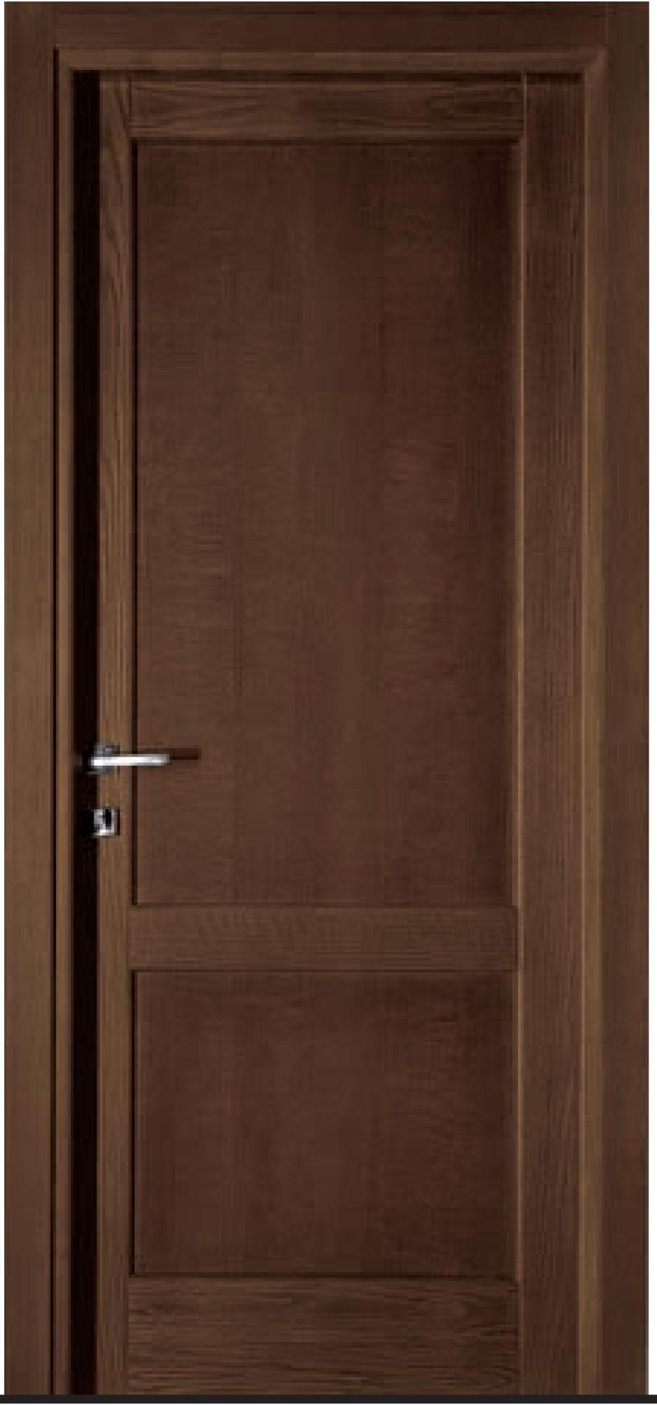 Porta da Interno, modello Modigliani, Massello di Rovere Tinto Dierre