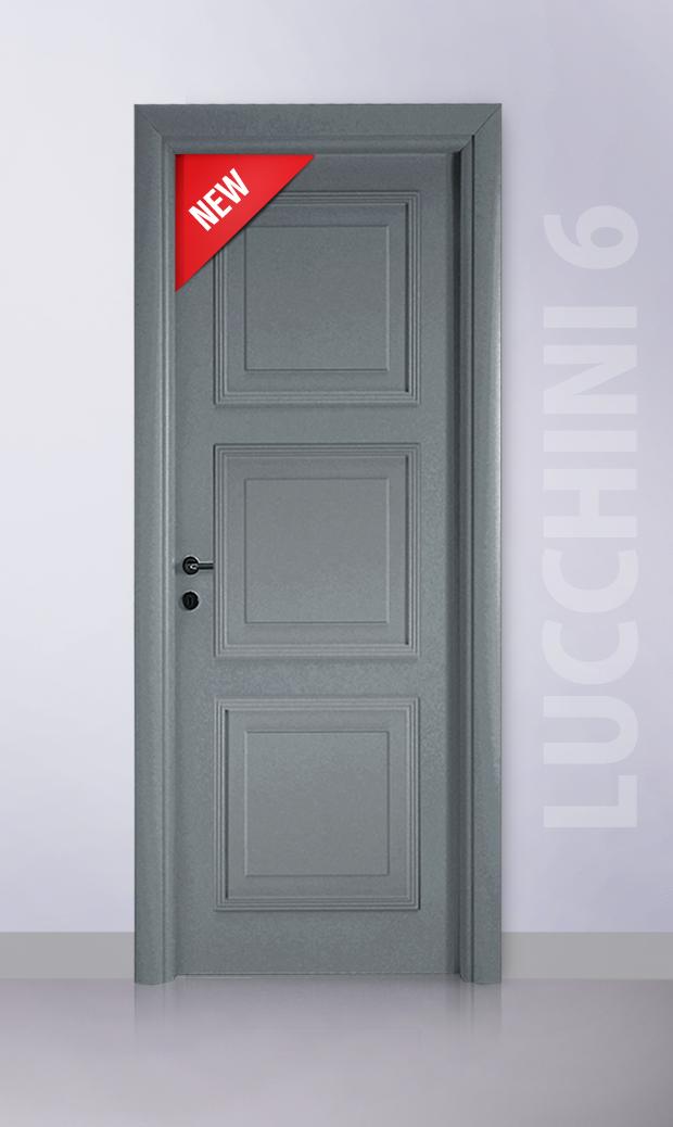 Porta laccata Lucchini 6