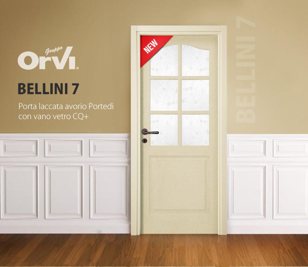 Porta laccata Bellini 7