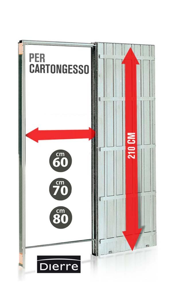 Cassonetto per cartongesso Dierre Euro 89,00 + IVA