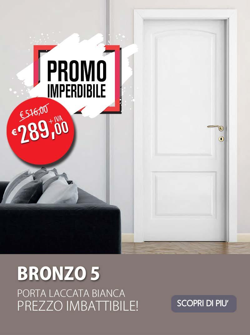 Porta da interno Bronzo 5